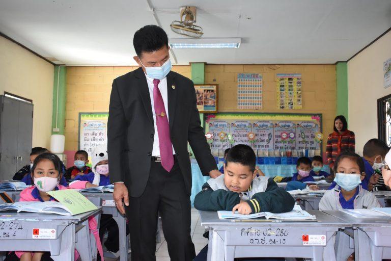"""ผอ.สพป.เชียงราย เขต 1 ชื่นชมโรงเรียนอนุบาลเวียงชัย """"โรงเรียนแห่งความสุข ปลอดภัย น่าอยู่ น่ายล"""""""