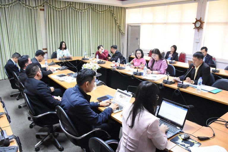 สพป.เชียงราย เขต  1 พื้นที่จัดเวทีประชุมสนทนากลุ่มสะท้อนความคิดเห็น การบริหารและจัดการศึกษาในยุคโควิด-19 ของ สพฐ.