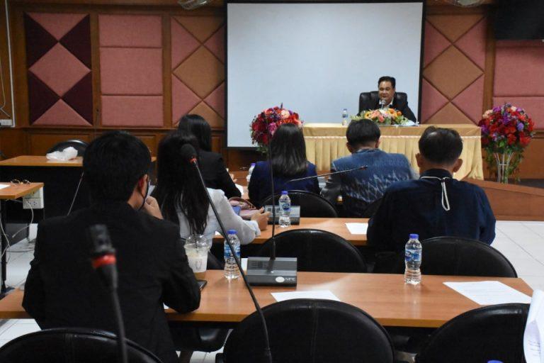 สมาพันธ์ครูเชียงราย เขต 1 ประชุมคณะกรรมการฯ ถ่ายทอดประสบการณ์จากพี่สู่น้องสานพลังร่วมพัฒนาการศึกษา สพป.เชียงราย เขต 1