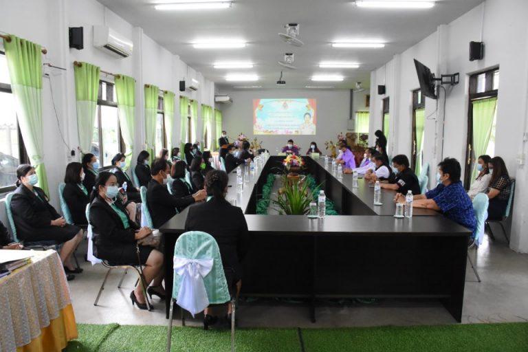 สพป.เชียงราย เขต 1 ประเมินผลสัมฤทธิ์การปฏิบัติหน้าที่ รองผู้อำนวยการโรงเรียนบ้านดู่ เพื่อรักษามาตรการบริหารสถานศึกษา