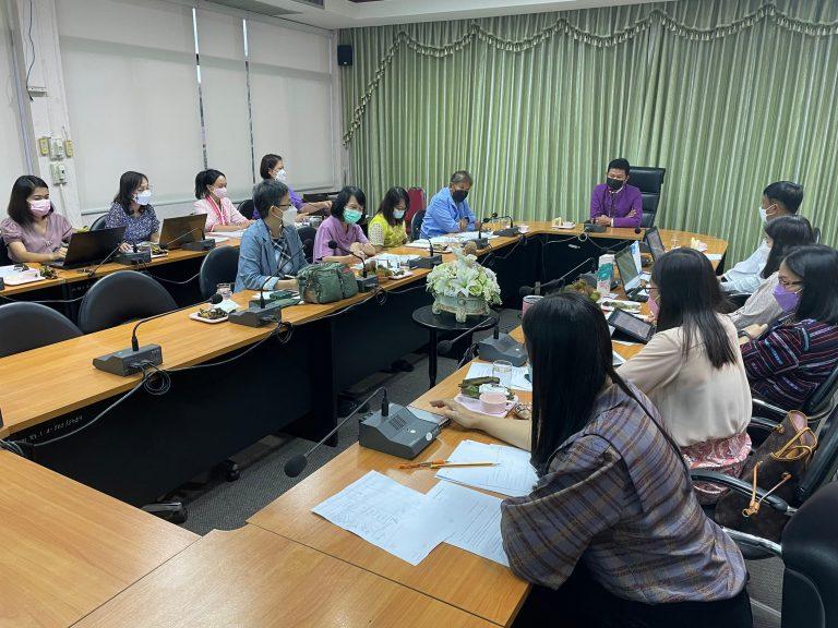 ผอ.สพป.เชียงราย เขต 1 มอบนโยบายกลุ่มนิเทศฯ วางแผนนิเทศ ยกระดับคุณภาพการจัดการศึกษา ในยุคโควิด-19